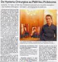 Article Ouest France 15 février 2008