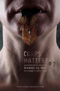 Corps Matière #2 : financement participatif !