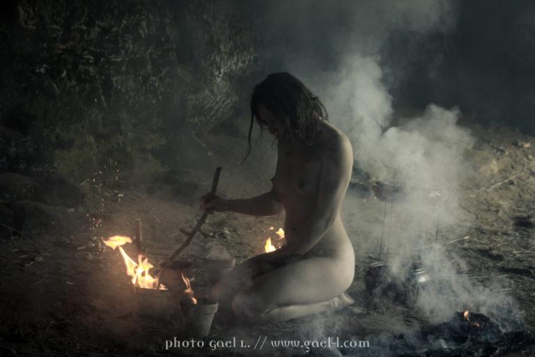 Sarura – un rituel intime